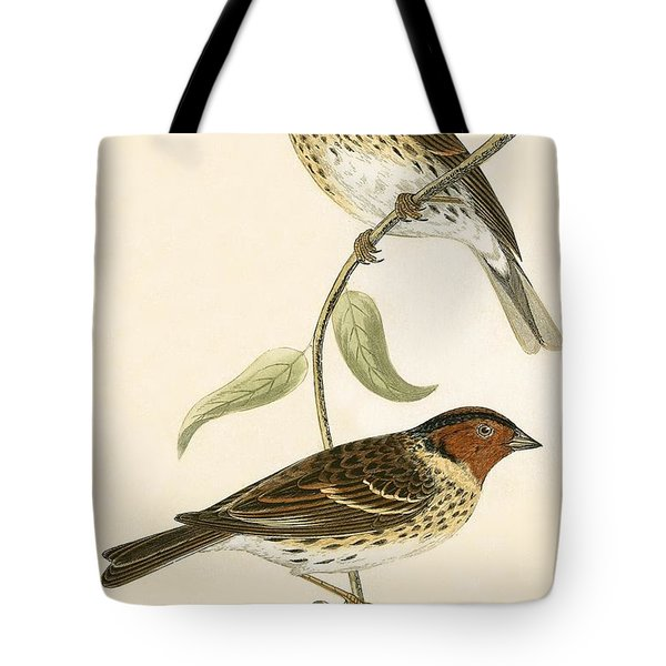 Little Bunting Tote Bag