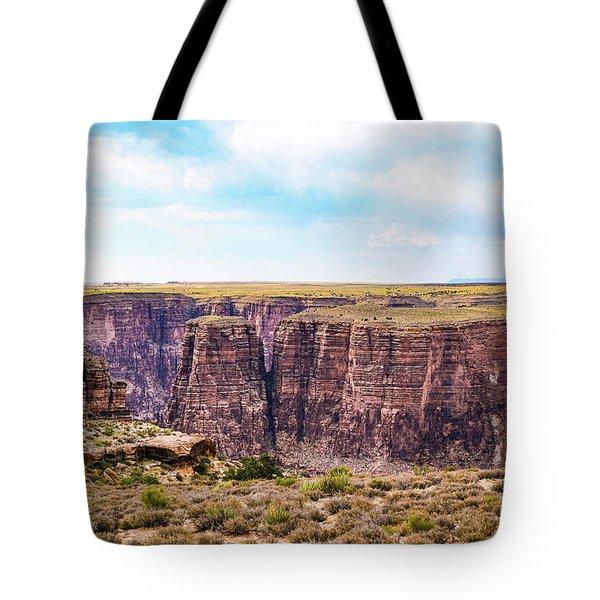 Little Canyon Tote Bag