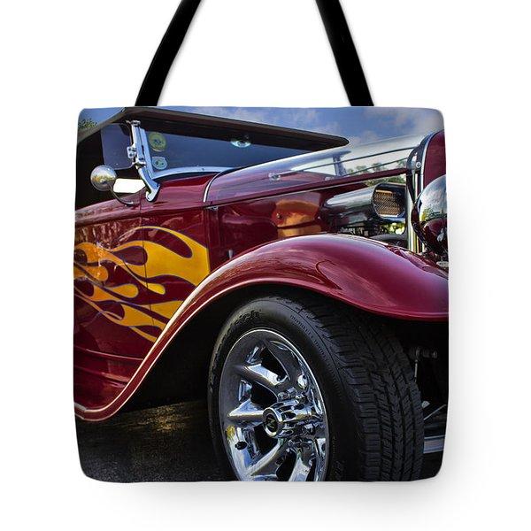 Little Deuce Coupe Tote Bag
