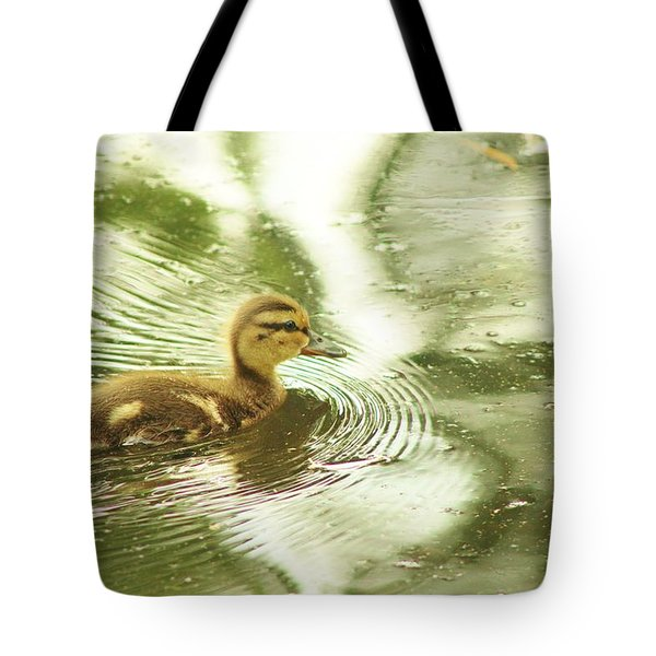 Little Ducky Tote Bag
