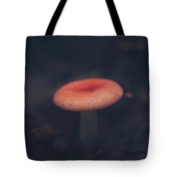 Little Forest Shroom Tote Bag