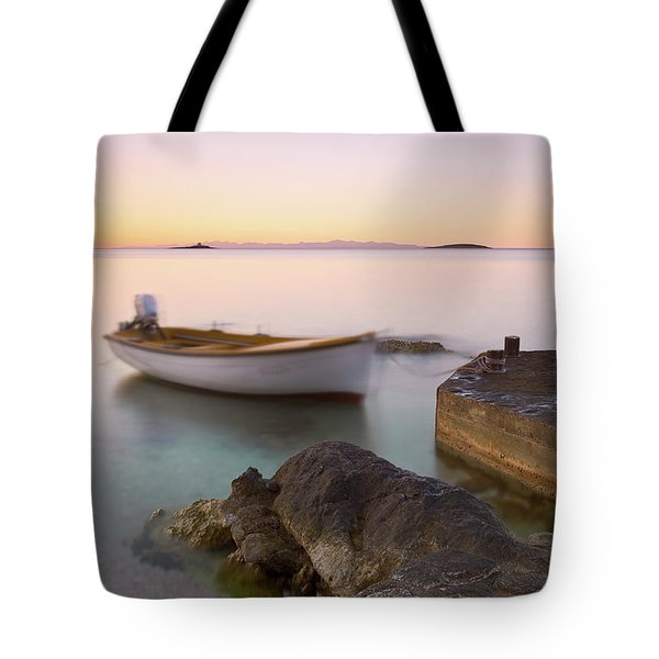 Little Haven Tote Bag
