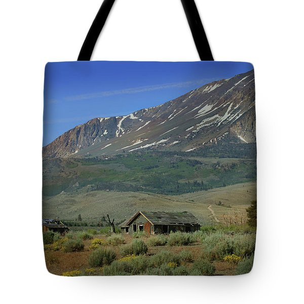 Little House  Tote Bag by Joseph G Holland