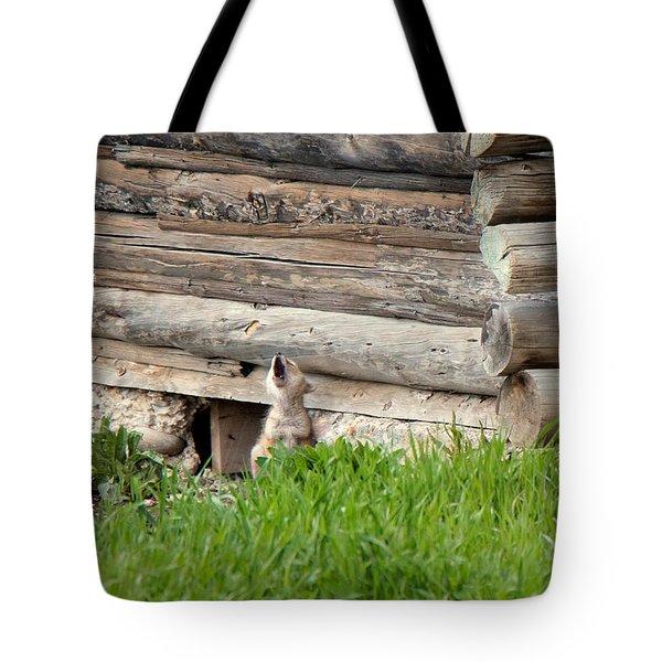 Little Howler Tote Bag