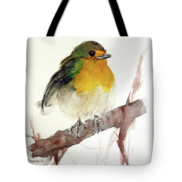 Little Tote Bag by Jasna Dragun