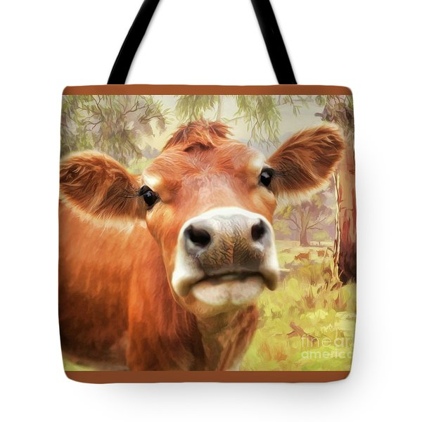 Little Jersey Tote Bag