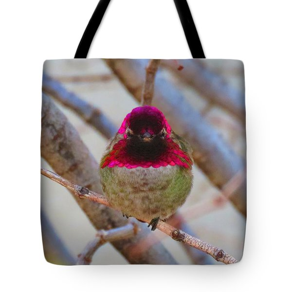 Little Jewel All Aglow Tote Bag