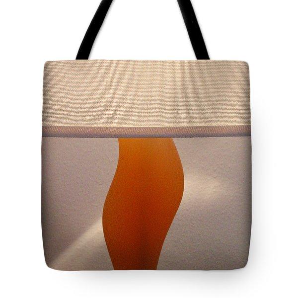 Little Lamp Lit Tote Bag