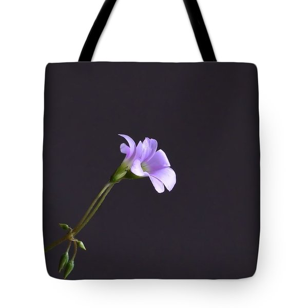 Little Lavender Flowers Tote Bag