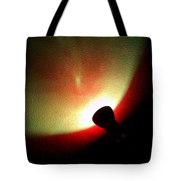 Little Light Of Calm Tote Bag