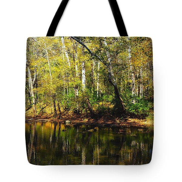 Little Miami River Tote Bag