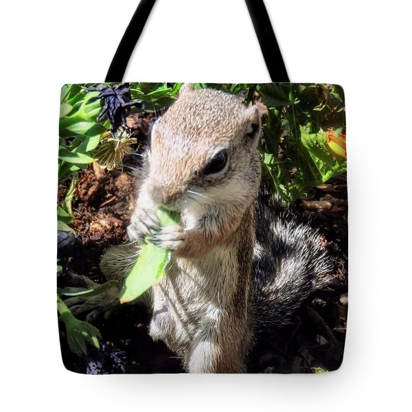 Little Nibbler Tote Bag