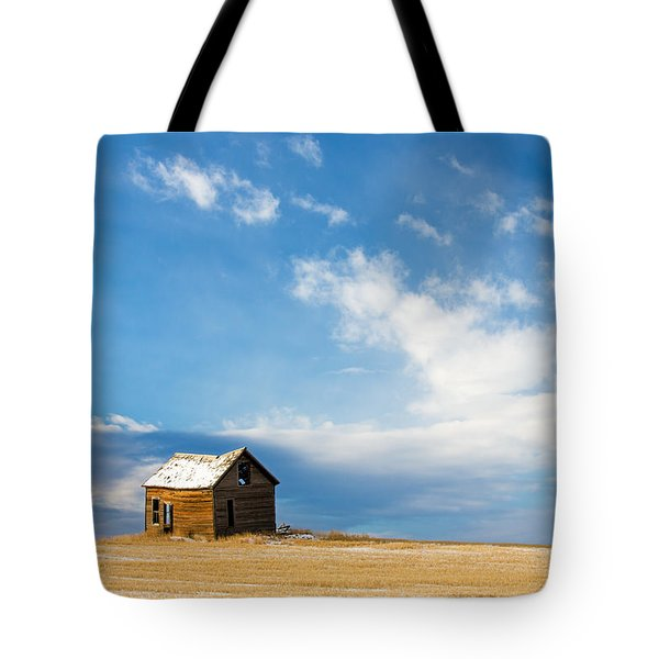 Little Old House Tote Bag