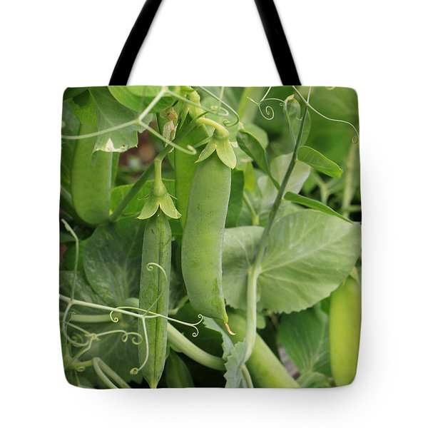 Little Peas Of Summer Tote Bag