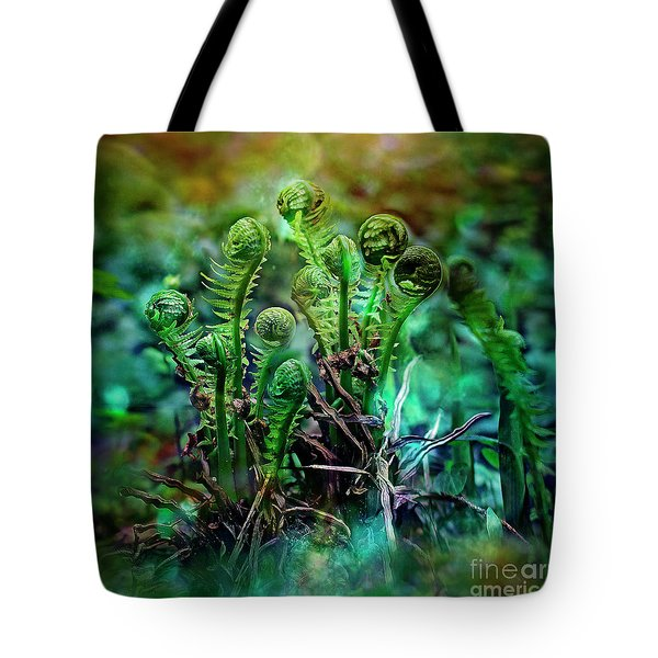 Little Planet Tote Bag