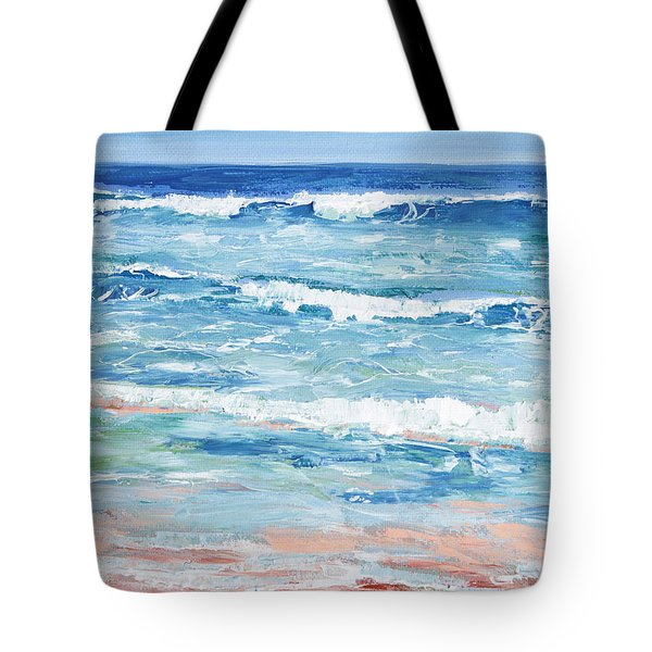 Little Riptides Tote Bag
