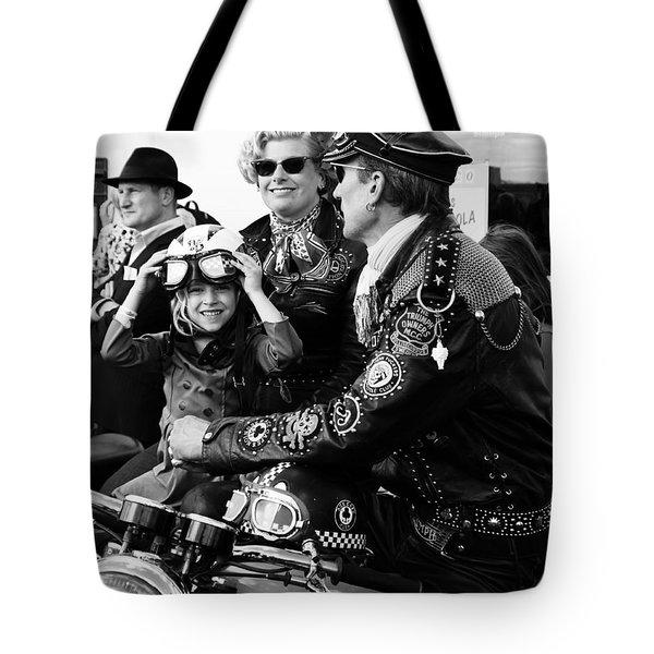 Little Rocker Tote Bag