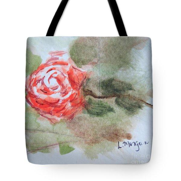 Little Rose Tote Bag