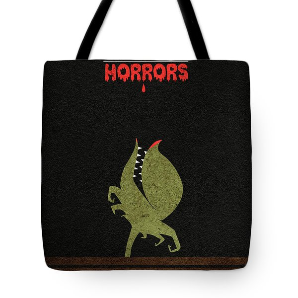 Little Shop Of Horror Minimalist Alternative Poster Tote Bag