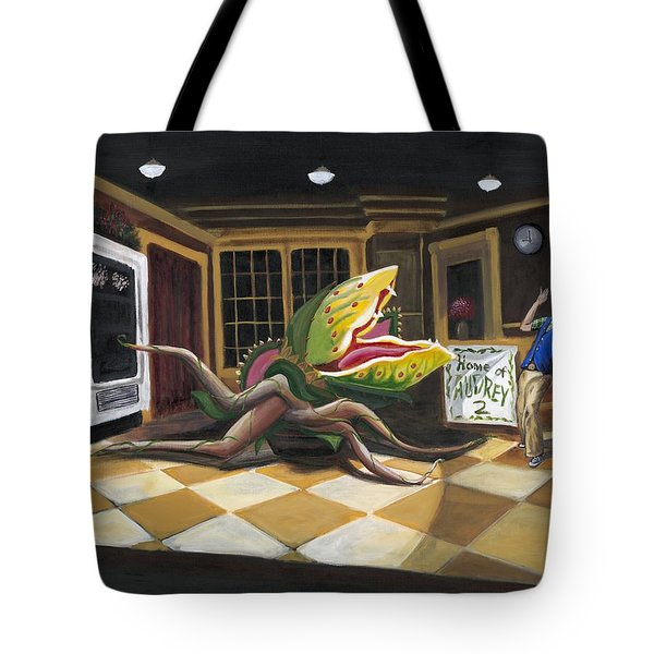 Little Shop Of Horrors Tote Bag