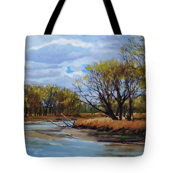 Little Sioux April Tote Bag