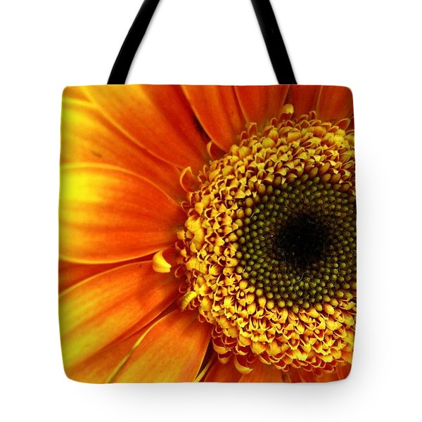 Little Sun Tote Bag by Rhonda Barrett