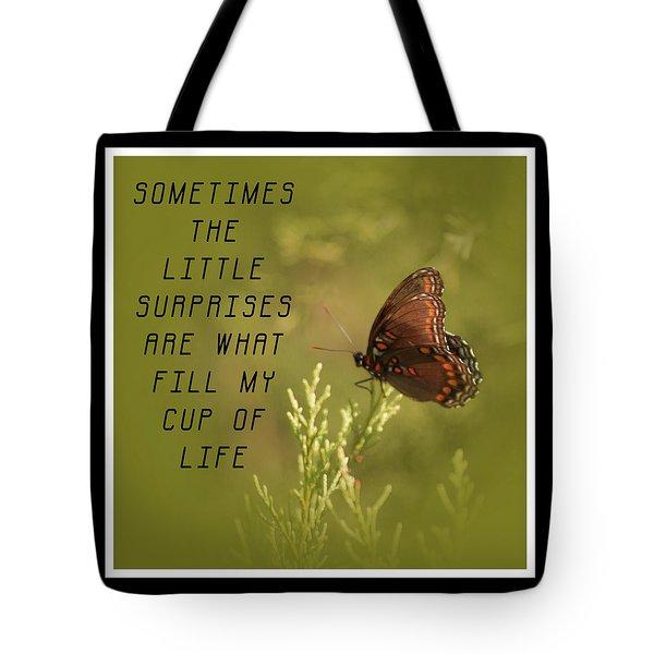 Little Surprises Tote Bag