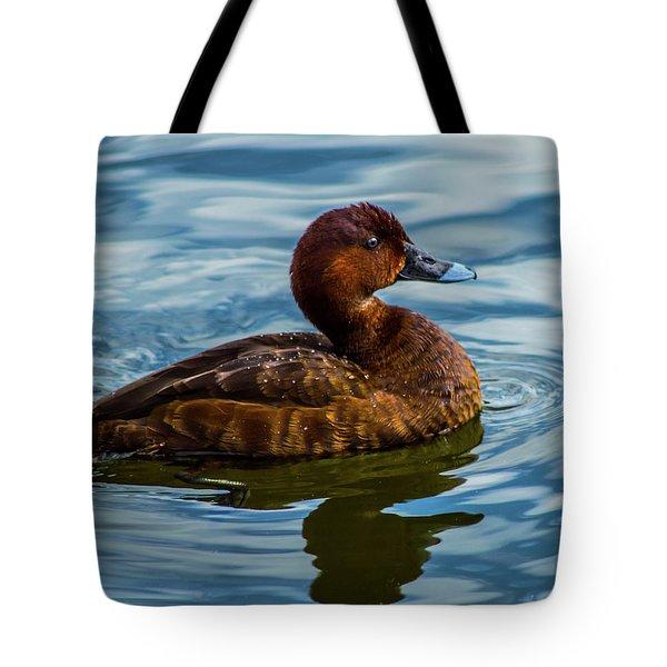 Little Swimmer  Tote Bag