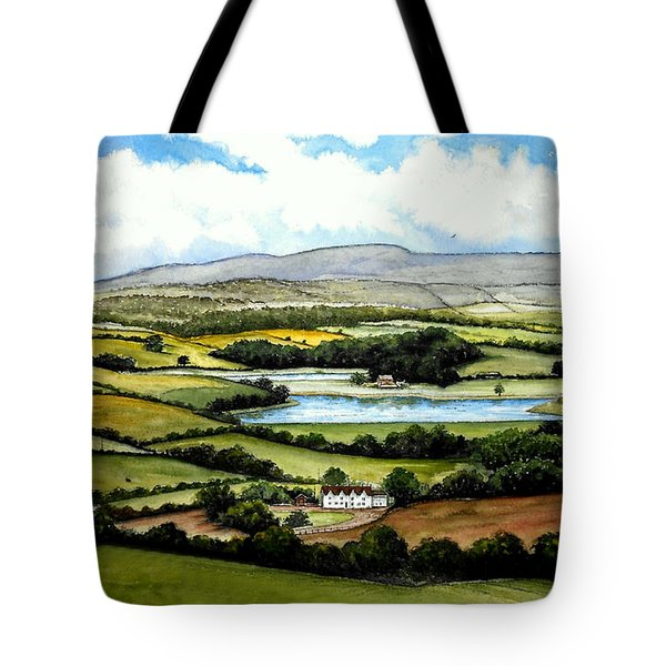 Little Switzerland Ridgeway Tote Bag
