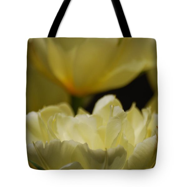 Tote Bag featuring the photograph Little Teacups by Ramona Whiteaker
