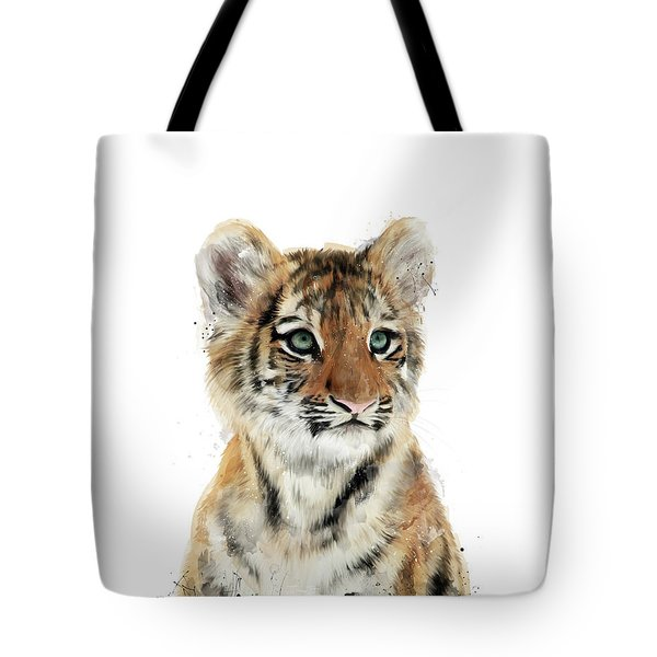 Little Tiger Tote Bag
