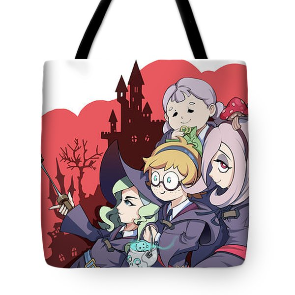 Little Witch Academia Tote Bag