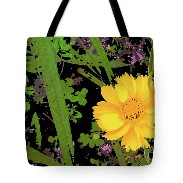 Little Yellow One Tote Bag