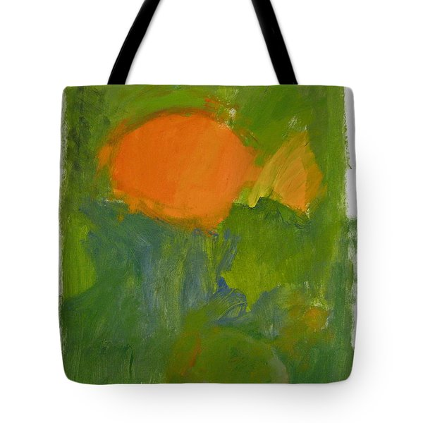 Tote Bag featuring the painting Little Yellowtail  by Cliff Spohn