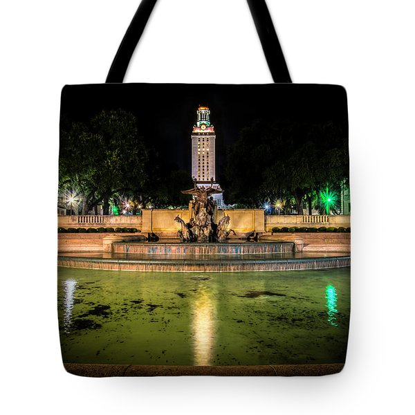 Tote Bag featuring the photograph Littlefield Gateway by David Morefield