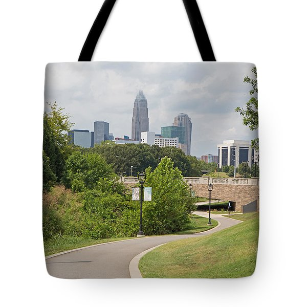 Livable Charlotte Tote Bag by Kevin McCarthy