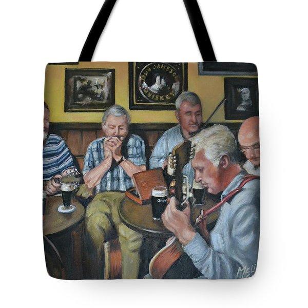 Live At Matt Molloy's Pub Tote Bag