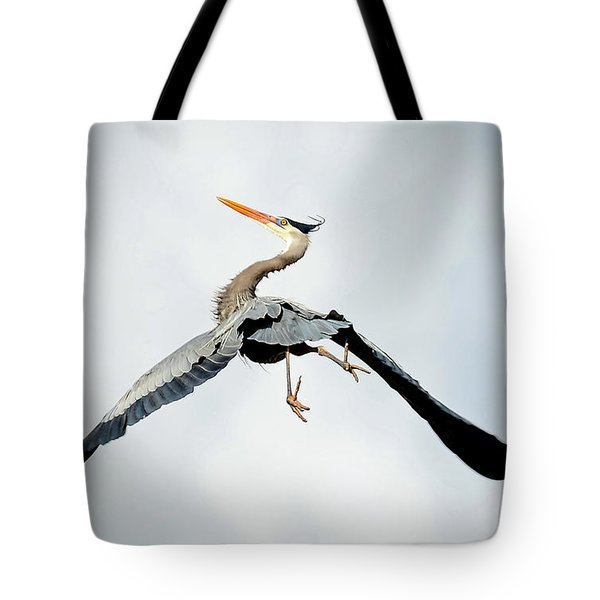 Tote Bag featuring the photograph Live Free And Fly by Rodney Campbell