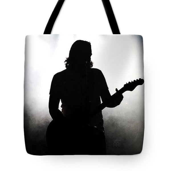 Live Music Tote Bag
