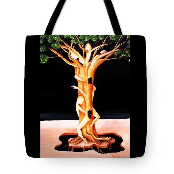 Live Nature Tote Bag