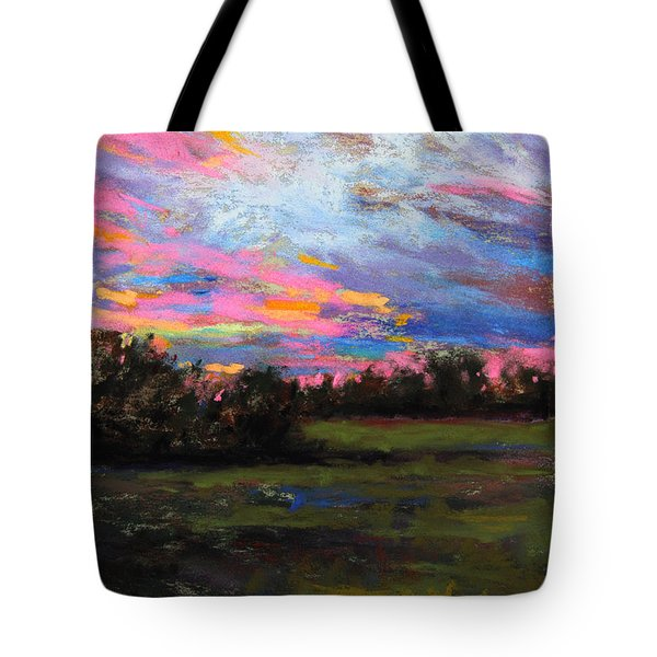 Live Oak Evening Tote Bag