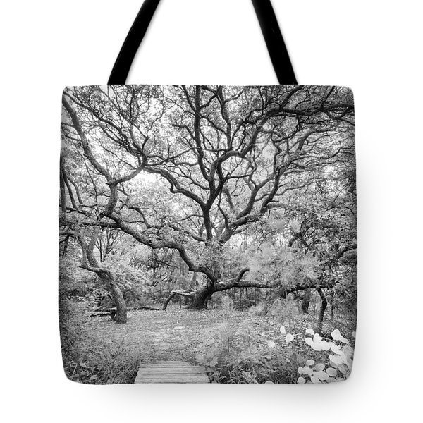 Live Oak Retreat Tote Bag
