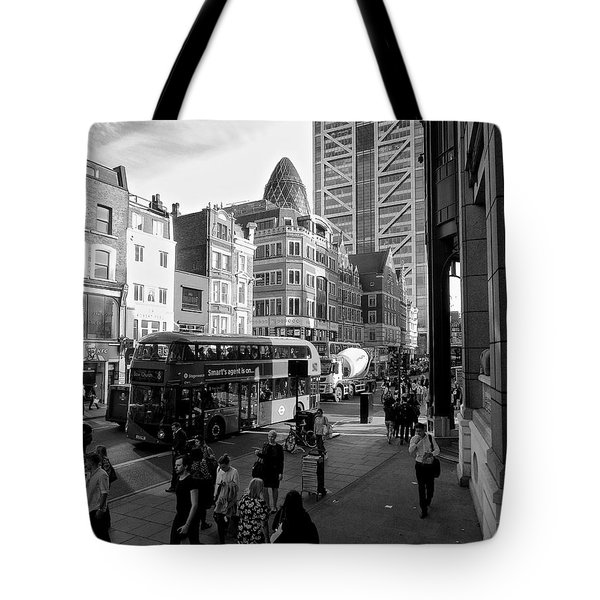 Liverpool Street  Tote Bag