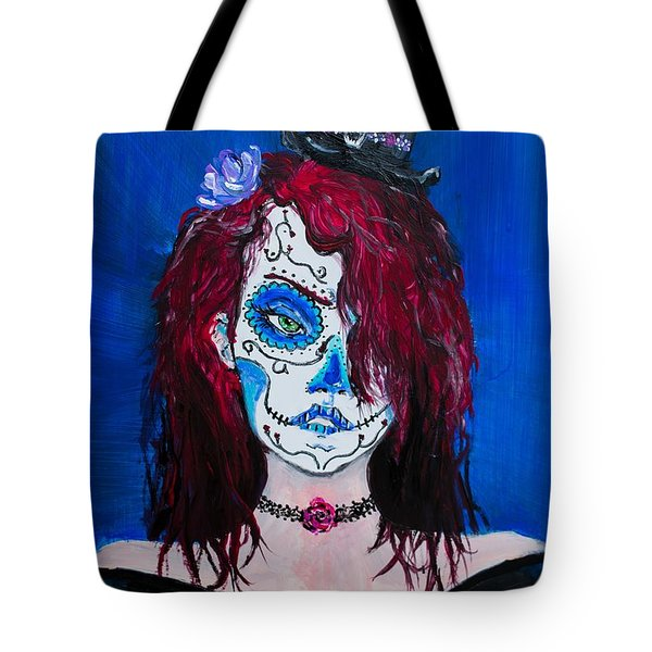 Living Dead Girl Tote Bag