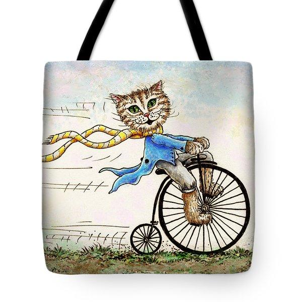 Living Flamboyantly Tote Bag