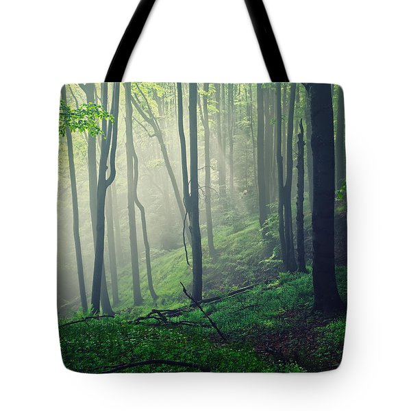 Living Forest Tote Bag