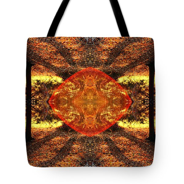 Living Light Tote Bag