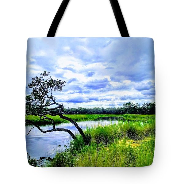 Living Low Tote Bag