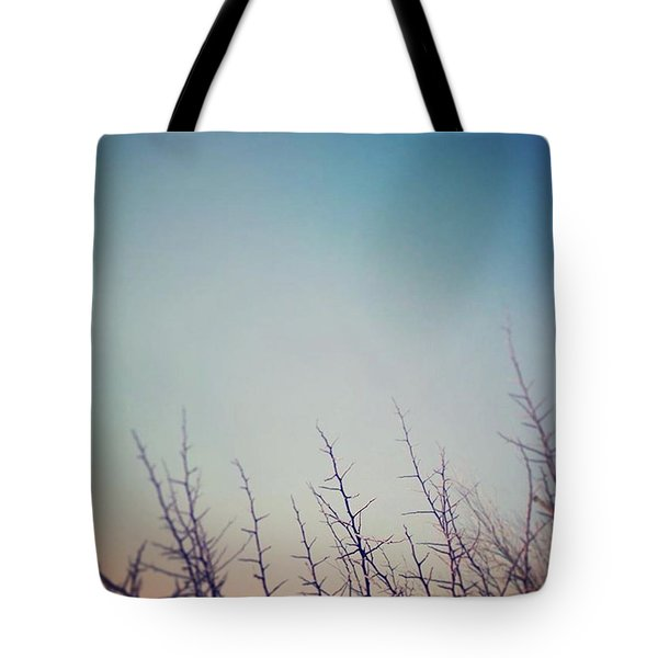 Living On Memories Of Rain Tote Bag