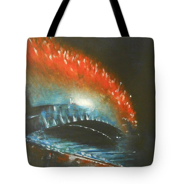 Living Out Loud 2 Tote Bag